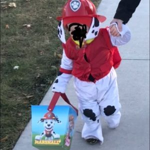 Other - 2-4T Paw Patrol Marshall Costume